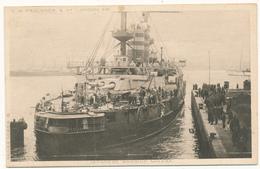 JAPANESE WARSHIP -  MIKASA - Warships