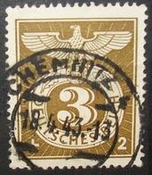 N°983E BRIEFMARKE DEUTSCHES REICH GESTEMPELT - Deutschland