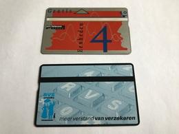 5:322 -  Netherlands Private Card On 4 Gulden - Niederlande