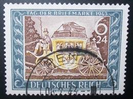 N°991E BRIEFMARKE DEUTSCHES REICH GESTEMPELT - Deutschland