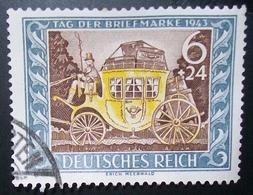 N°992E BRIEFMARKE DEUTSCHES REICH GESTEMPELT - Deutschland