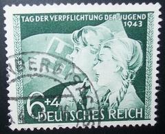 N°1035E BRIEFMARKE DEUTSCHES REICH GESTEMPELT - Deutschland