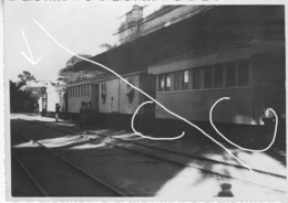 Restes Mortels Reine Ranavalona III Madagascar 1938  Arrivée Gare Train (2) - Lieux