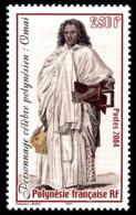 POLYNESIE 2004 - Yv. 721 **   Faciale= 2,10 EUR - Omai  ..Réf.POL24787 - Polynésie Française