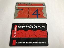 5:332 -  Netherlands Private Card On 4 Gulden - Niederlande