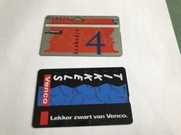 5:334 -  Netherlands Private Card On 4 Gulden - Niederlande