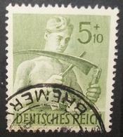 N°1037E BRIEFMARKE DEUTSCHES REICH GESTEMPELT - Deutschland