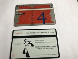 5:335 -  Netherlands Private Card On 4 Gulden - Niederlande