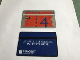 5:336 -  Netherlands Private Card On 4 Gulden - Niederlande