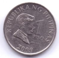 PHILIPPINES 2009: 1 Piso, KM 269a - Filippijnen