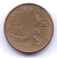 PHILIPPINES 1993: 50 Sentimo, KM 243.3 - Philippines