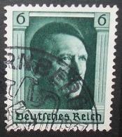 N°1038E BRIEFMARKE DEUTSCHES REICH GESTEMPELT - Deutschland