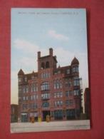 Masonic Temple &   Camden Theatre        Camden  New Jersey   Ref 4087 - Camden