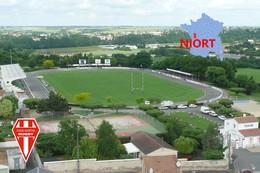 NIORT Stade Léonce Espinassou Stadium Estadio - Niort