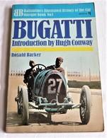 Ronald BARKER, Bugatti, Intrroduction By Hugh Conway - Sports
