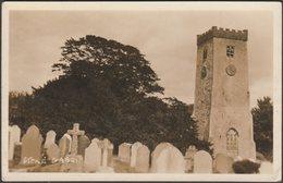 The Parish Church, Stoke Gabriel, Devon, C.1920s - RP Postcard - Other
