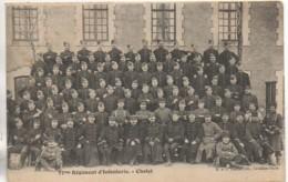 49 CHOLET   77e Régiment D'Infanterie - Cholet