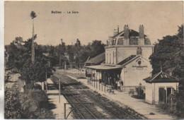 87 BELLAC  La Gare - Bellac