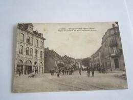 BEAUCOURT Place Centrale ___ 20 Meni  L - Beaucourt