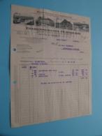 Ets FERRERO ( Annecy / Lyon / Le Mans / Roubaix ) Confections ( Fact. ) Anno 1925 ( Zie/voir Photo) ! - Andere