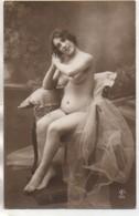 Beautés Féminimes D'autrefois Erotisme (7) - Fine Nudes (adults < 1960)