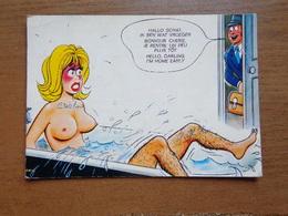 Naakt, Nude, Naked / Sexy / Humor  --> Beschreven - Humour
