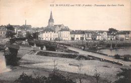 85-SAINT GILLES SUR VIE-N°T1156-E/0089 - Saint Gilles Croix De Vie