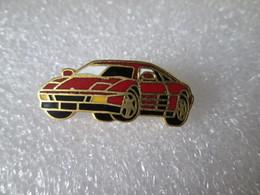 PIN'S     FERRARI  348   Email Grand Feu - Ferrari