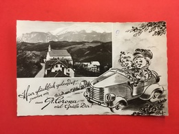 St. Corona Am Wechsel Mit Auto 2699 - Neunkirchen