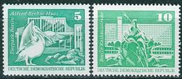 DDR - Mi 1842 / 1843 - ** Postfrisch (A) - 5-10Pf       Aufbau In Der DDR - [6] République Démocratique