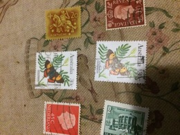 AUSTRALIA LE FARFALLE 1 VALORE - Stamps