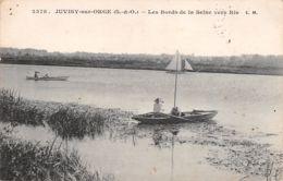 91-JUVISY SUR ORGE-N°T1157-D/0121 - Juvisy-sur-Orge