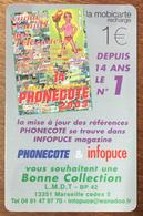PHONECOTE MOBICARTE SPÉCIMEN 1 EURO RÉF PHONECOTE GSM MOBI PR15 PRÉPAYÉE PHONECARD CARD POUR COLLECTION - Frankreich