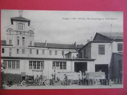 VITTEL  ( VOSGES )  N° 201 L'Embouteillage - Le Train RENARD - Vittel Contrexeville
