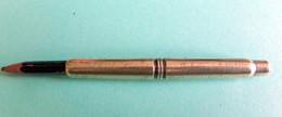 MILITARIA 14/18   2 CARTOUCHES SOUDE EN PORTE CRAYON  GRAVE A VOIR - 1914-18