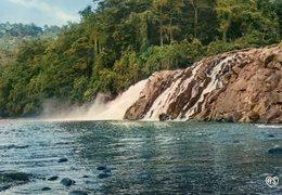 GABON - Franceville - Chutes De N'Djoumou - Gabon