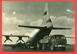 GDR 1970. An-12 B. - 1946-....: Modern Era