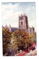 NOTTHINGHAM - St Mary's Church - Raphael TUCK & Sons - Oilette - 7218 - Nottingham
