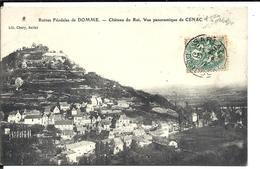 DOMME - Ruines Château Du Roi - Vue De CÉNAC - Vente Directe X - Frankreich