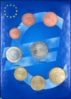 ETX2011.2 - SERIE ESTONIE - 2011 - 1 Cent à 2 Euros - Estonie
