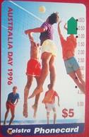 $5 Australia Day 1996 - Australia