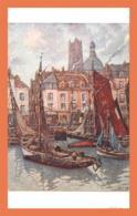 A500 / 337 76 - DIEPPE Dans Le Port Salon De Paris G. CHARPENTIER - Non Classés