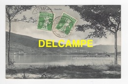 DF / SUISSE / BIEHL - BIENNE / SEEUFER - RIVES DU LAC / 1909 - BE Berne