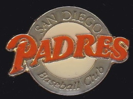 65174-Pin's.San Diego.Padres Baseball Club. - Honkbal