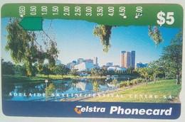 $5 Adelaide Skyline - Australia