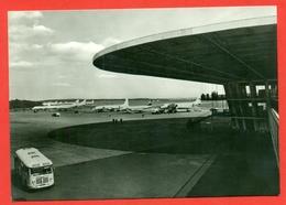 GDR 1970. Moscou. Scheremetjewo. - Aerodromes