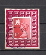 GB . Stamp Dealers Promotional Item. 'Rushstamps'  Stamp ; .  Alongside First Class Welsh Postal Stamp. - Steuermarken