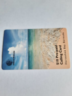Prepaid Bermudes - Bermuda