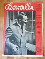 Koralle, Wochenschrift Für Unterhaltung + Wissen, Heft 8, 12. Jahrg. 16.4.1944, Zum 20. April Führers Geburtstag - Magazines & Papers