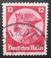 N°1966H BRIEFMARKE DEUTSCHES REICH GESTEMPELT - Deutschland
